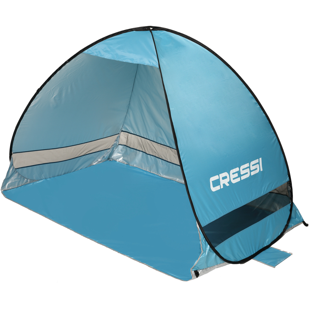 APOSTOLIDIS DIVE CRESSI beach TENT LIGHT BLUE