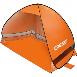 APOSTOLIDISDIVE CRESII BEACH TENT ORANGE
