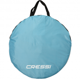 APOSTOLIDISDIVE CRESSI BEACH TENT LIGHT BLUE CLOSED