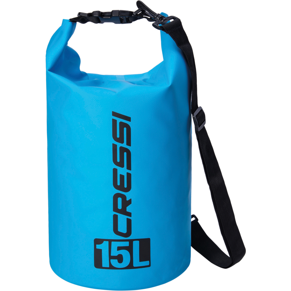 APOSTOLIDISDIVE CRESSI Dry Bag Light Blue 15