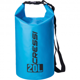APOSTOLIDISDIVE CRESSI Dry Bag Light Blue 20
