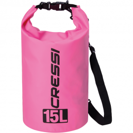 APOSTOLIDISDIVE CRESSI Dry Bag Light Pink 15