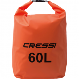 APOSTOLIDISDIVE CRESSI DryBackPack 60LT-Orange-front